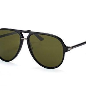 Gucci GG 0015S 001 Aurinkolasit