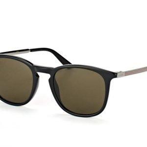 Gucci GG 0136S 001 Aurinkolasit