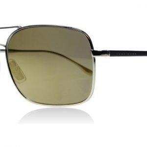Hugo Boss 0781S OI5 Vaalea kulta-musta Aurinkolasit