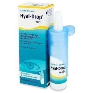 Hyal-Drop Multi Kostutustipat 10ml