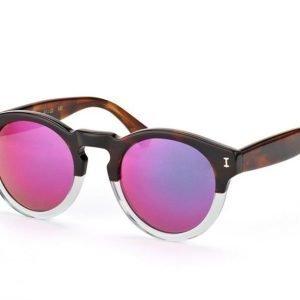 Illesteva Leonard 53-Pink Aurinkolasit