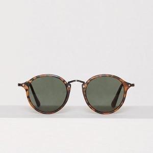 Jack & Jones Jacbrad Sunglasses Aurinkolasit Vaaleanruskea