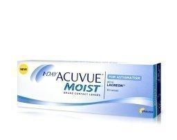Johnson & Johnson 1-Day Acuvue Moist for Astigmatism kertakäyttölinssit 30 kpl