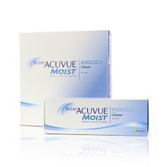 Johnson & Johnson 1-Day Acuvue Moist for Astigmatism tooriset linssit