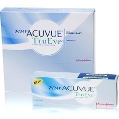Johnson & Johnson 1-Day Acuvue TruEye kertakäyttölinssit
