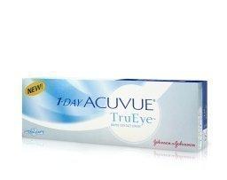 Johnson & Johnson 1-Day Acuvue TruEye kertakäyttölinssit 30 kpl