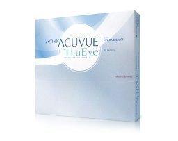 Johnson & Johnson 1-Day Acuvue TruEye kertakäyttölinssit 90 kpl
