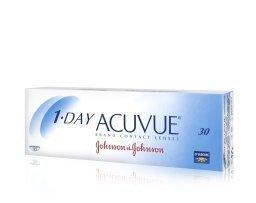 Johnson & Johnson 1-Day Acuvue kertakäyttölinssit 30 kpl