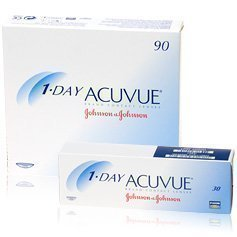 Johnson & Johnson 1-Day Acuvue kertakäyttölinssit