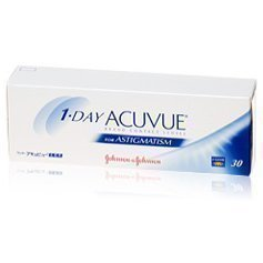 Johnson & Johnson 1-day Acuvue for Astigmatism