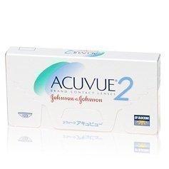 Johnson & Johnson Acuvue 2 viikkolinssit