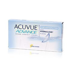 Johnson & Johnson Acuvue Advance for Astigmatism tooriset linssit