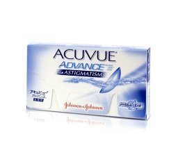 Johnson & Johnson Acuvue Advance for Astigmatism viikkolinssit 6 kpl
