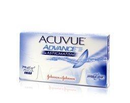 Johnson & Johnson Acuvue Advance for Astigmatism viikkolinssit 6 kpl