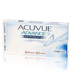Johnson & Johnson Acuvue Advance for Astigmatism