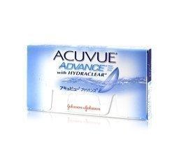 Johnson & Johnson Acuvue Advance viikkolinssit 6 kpl