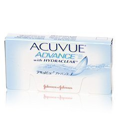 Johnson & Johnson Acuvue Advance viikkolinssit