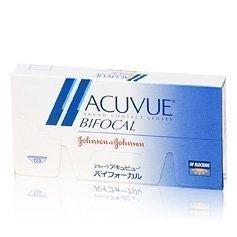 Johnson & Johnson Acuvue Bifocal viikkolinssit