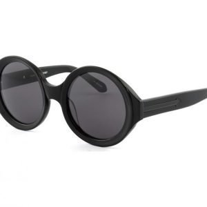 Karen Walker Eyewear KW Number Six-black Aurinkolasit