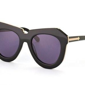 Karen Walker Eyewear KW One Meadow Black Gold Aurinkolasit