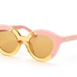 Karen Walker Eyewear KW Poolside Flowerpatch Pink Aurinkolasit