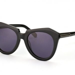 Karen Walker KW Number one Black aurinkolasit