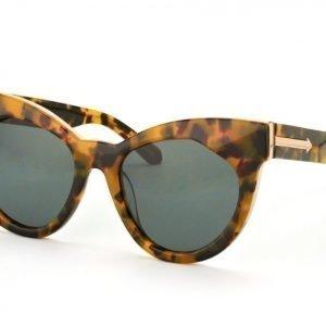 Karen Walker KW Starburst Crazy Tortoise aurinkolasit