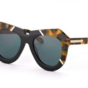 Karen Walker One Splash Crazy Tortoise aurinkolasit