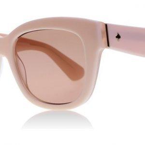 Kate Spade Lorelle QPF Vaalea pinkki Aurinkolasit