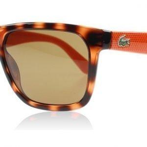 Lacoste 732 L732S 214 Havana ja Oranssi Aurinkolasit