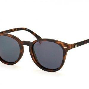Le Specs Bandwagon Matte Tortoise Polarized aurinkolasit