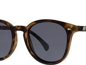 Le Specs Bandwagon-Matte Tortoise aurinkolasit