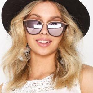 Le Specs Caliente Aurinkolasit Matte Mocca