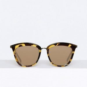 Le Specs Caliente Aurinkolasit Tortoise