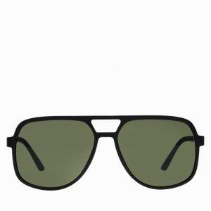 Le Specs Cousteau Aurinkolasit Musta