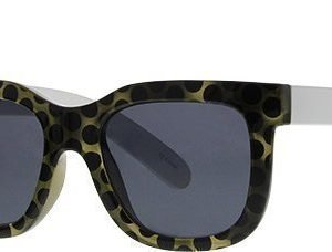 Le Specs Craig & Karl Flatliner Gloss Polka Tortoise aurinkolasit