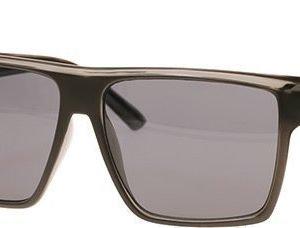 Le Specs Dirty Magic Matte Black aurinkolasit