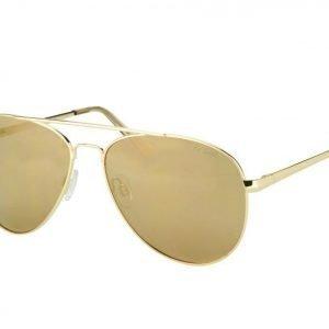 Le Specs Drop Top Gold 1502108 aurinkolasit