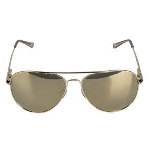 Le Specs Drop Top Gold aurinkolasit