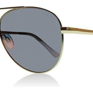 Le Specs Drop Top Kulta Aurinkolasit