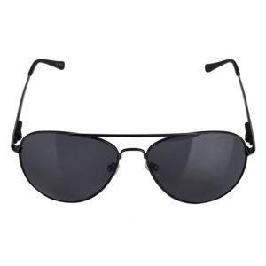 Le Specs Drop Top Matte Black aurinkolasit