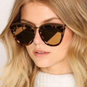 Le Specs Eye Slay Aurinkolasit Tortoise