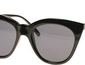 Le Specs Halfmoon Magic Black aurinkolasit
