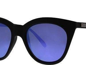 Le Specs Halfmoon Magic Matte Black aurinkolasit