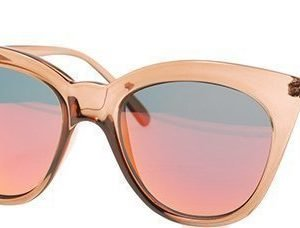 Le Specs Halfmoon Magic Tan aurinkolasit