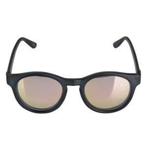 Le Specs Hey Macarena Matte Black Clear aurinkolasit