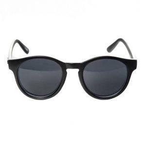 Le Specs Hey Macarena Matte Black aurinkolasit