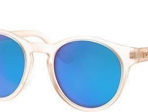 Le Specs Hey Macarena Raw Sugar Neon Pink aurinkolasit