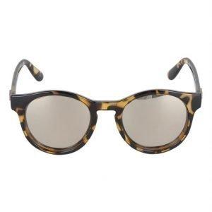 Le Specs Hey Macarena Tortoise / Silver Mirror aurinkolasit