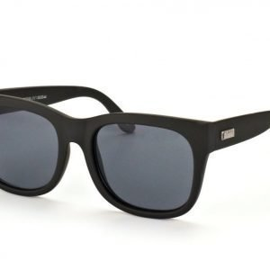 Le Specs LS Captain Courageous Black Rubber aurinkolasit